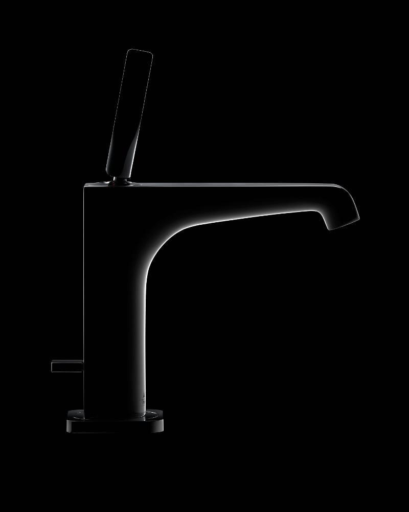 axor citterio e countertop washbasin mixer by hansgrohe design antonio citterio. Black Bedroom Furniture Sets. Home Design Ideas