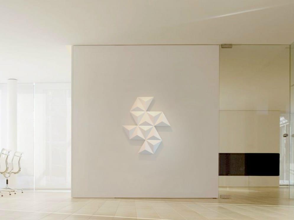 Radiateur lectrique mural diamond xs by foursteel for Radiateur electrique mural