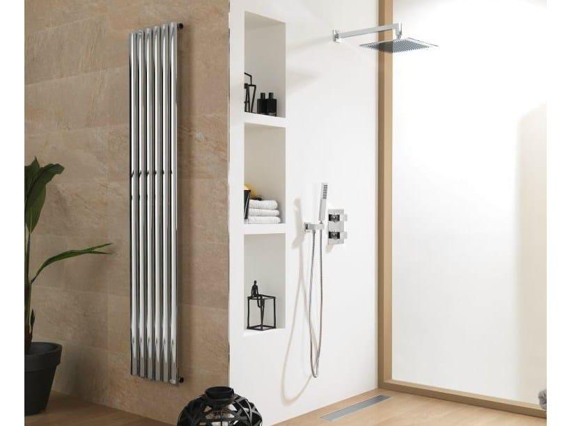 Scaldasalviette a parete ad acqua calda collezione essence - Scaldasalviette ad acqua ...
