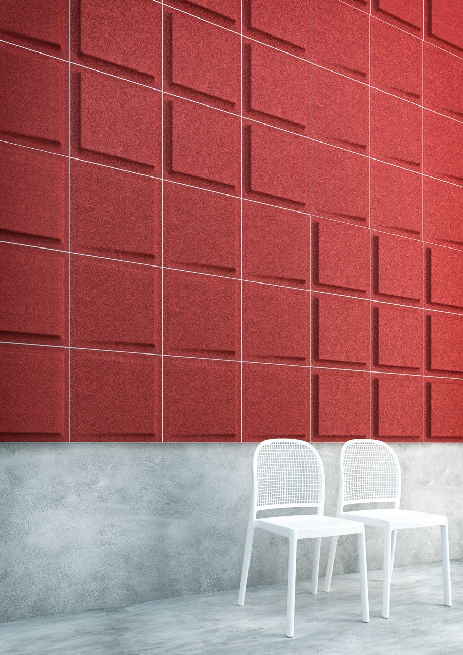 Decorative Acoustical Panel Fono By Gaber Design Marc Sadler