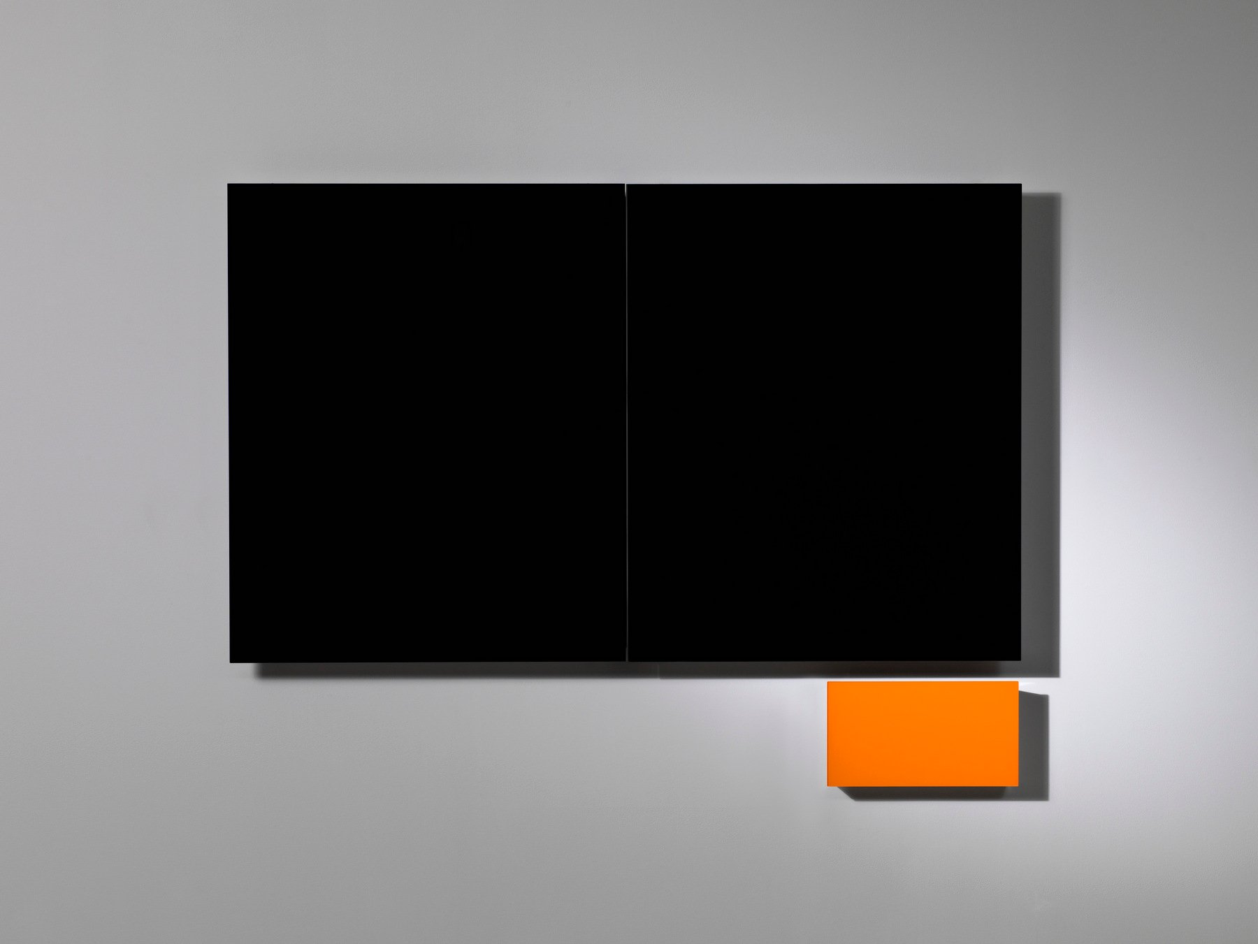 Tableau blanc magn tique coulissante mural mood conference whiteboard by lintex design christian - Tableau blanc mural ...