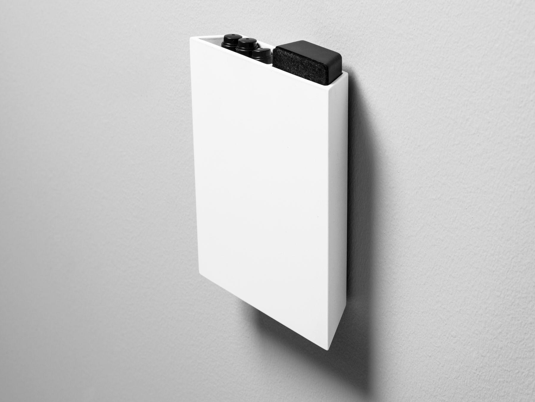 pen holder for magnetic whiteboards air pocket by lintex design  - pen holder for magnetic whiteboards air pocket by lintex design christianhalleröd