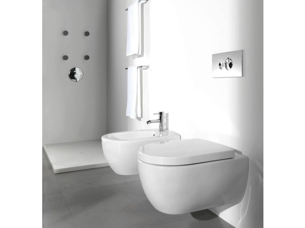 arquitect bidet sospeso by noken design. Black Bedroom Furniture Sets. Home Design Ideas