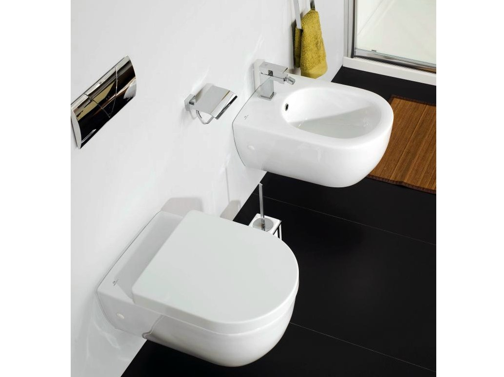 arquitect wall hung bidet by noken design. Black Bedroom Furniture Sets. Home Design Ideas