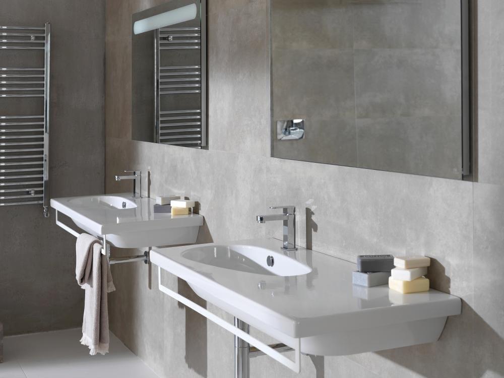 HOTELS Lavabo avec plan intégré by NOKEN DESIGN
