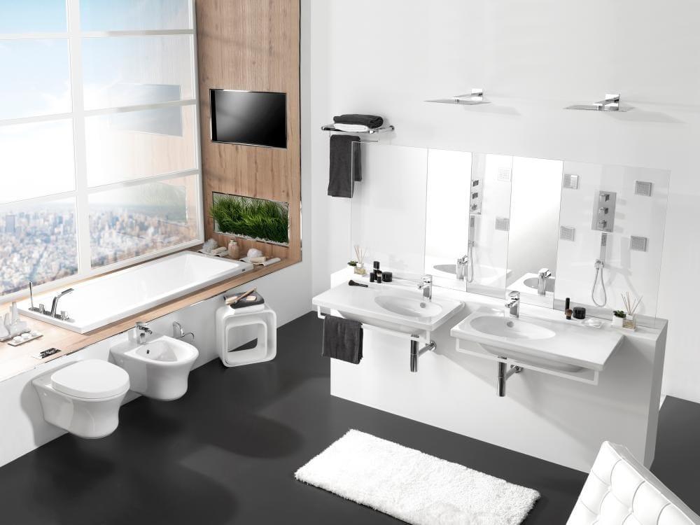 HOTELS Waschbecken mit Waschtisch by NOKEN DESIGN