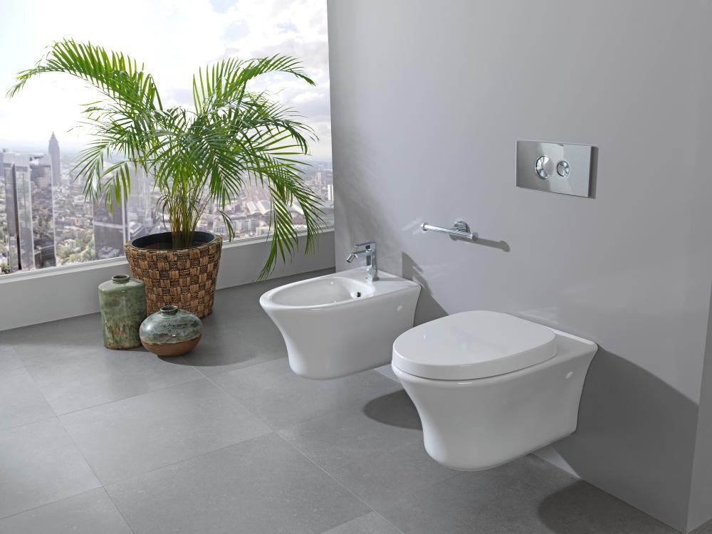 Hotels Toilet By Noken Design