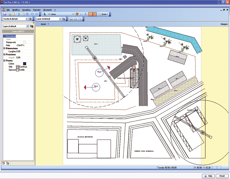 Construction site safety planning certus by acca software for Building site plan software