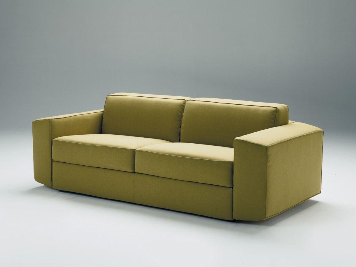 Melvin divano letto by milano bedding design alessandro elli for Divano letto milano