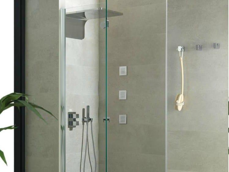 nk logic robinet pour douche thermostatique by noken design. Black Bedroom Furniture Sets. Home Design Ideas