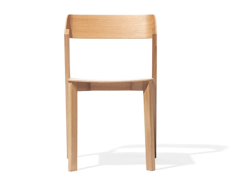 Solid Wood Chair Merano By Ton Design Alexander Gufler
