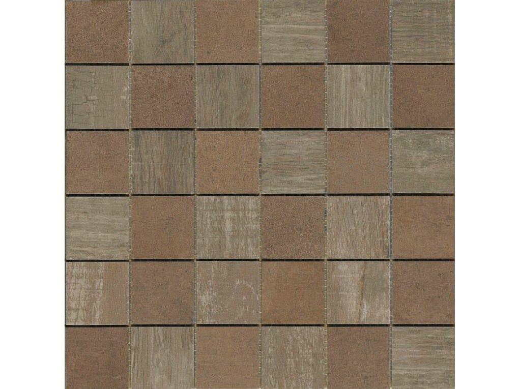 Amarcord pavimento imitaci n madera by ceramica rondine - Pavimento ceramico imitacion madera ...
