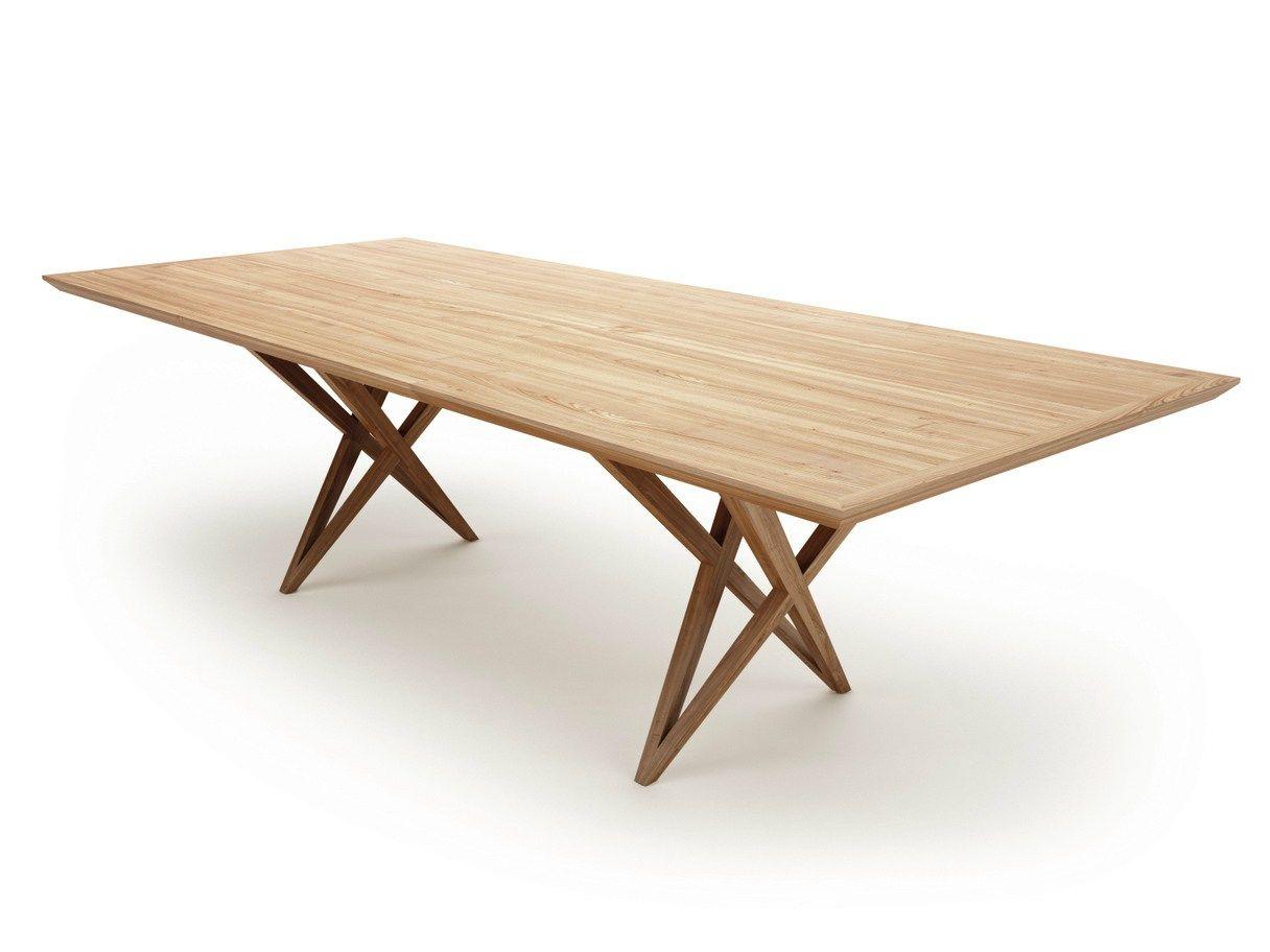 vivian | rechteckiger tisch by belfakto, Esstisch ideennn