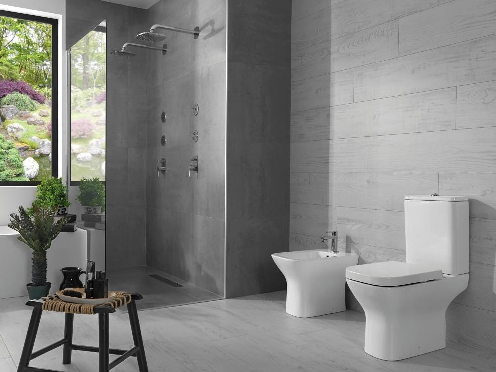 urban close coupled toilet by noken design