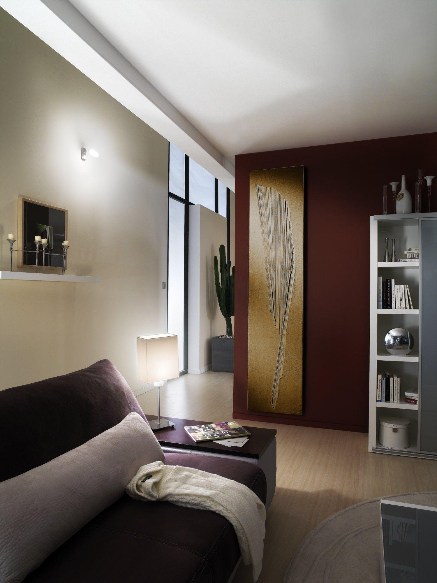 Radiateur décoratif à panneau vertical en Olycale