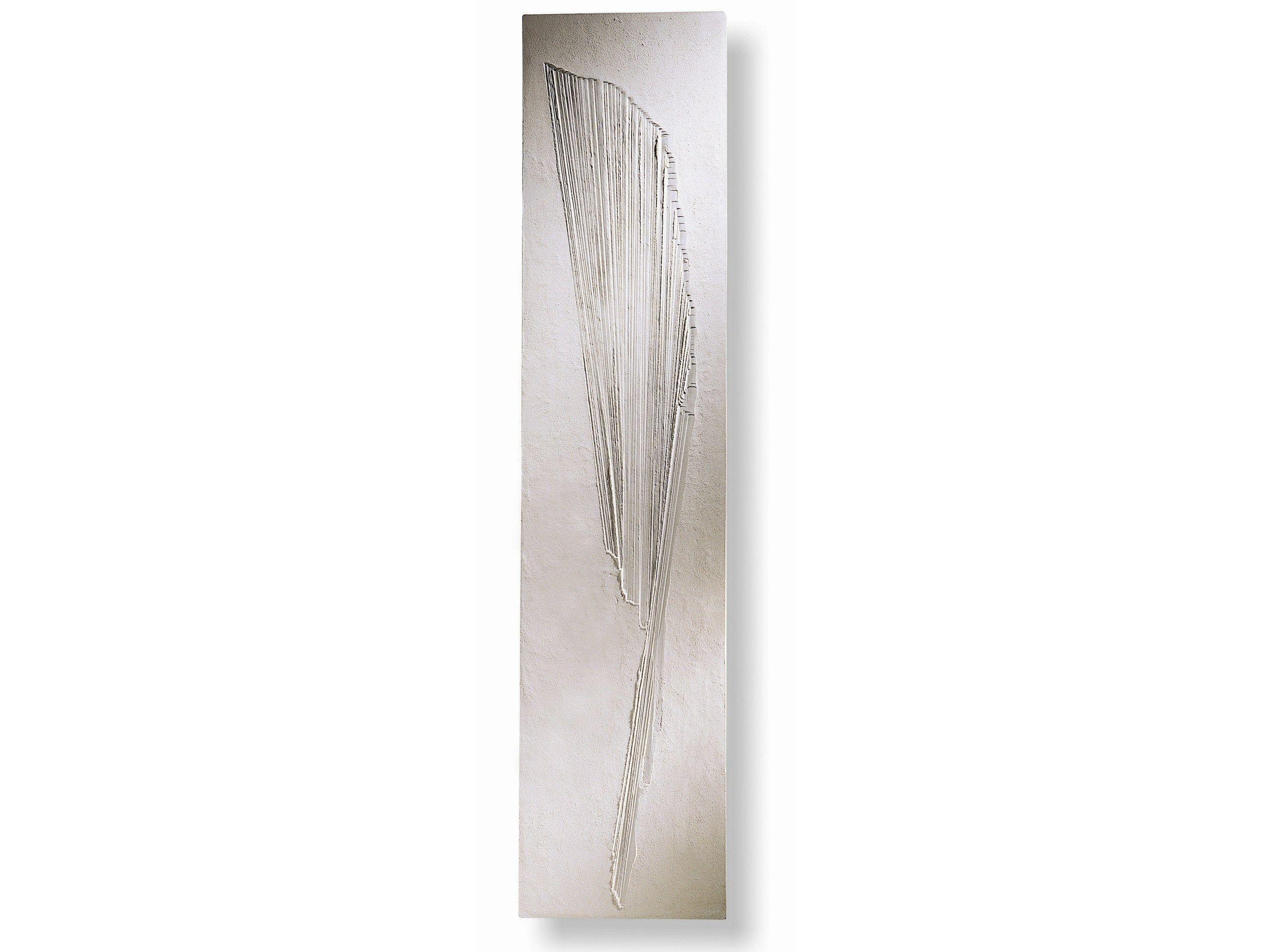 Radiateur d coratif panneau vertical en olycale for Radiateur contemporain