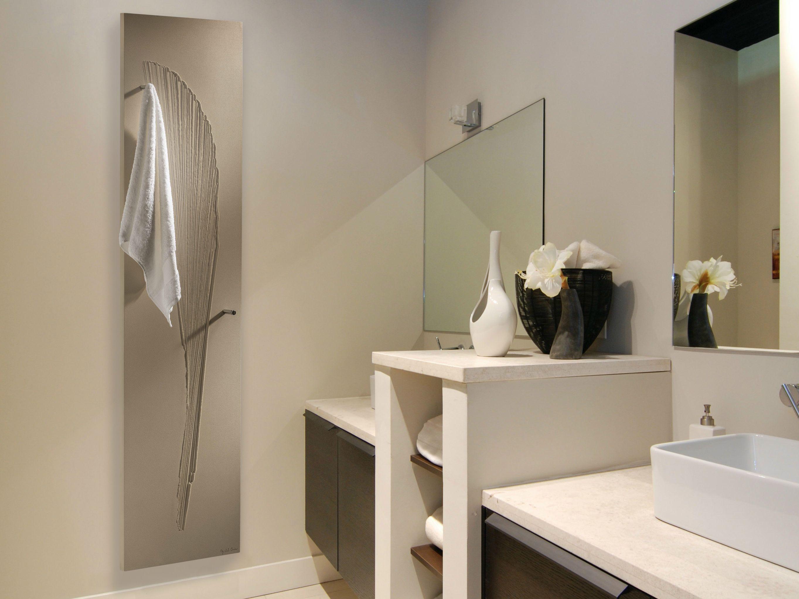 Sèche serviettes à panneau vertical en olycale® oriental bain by ...
