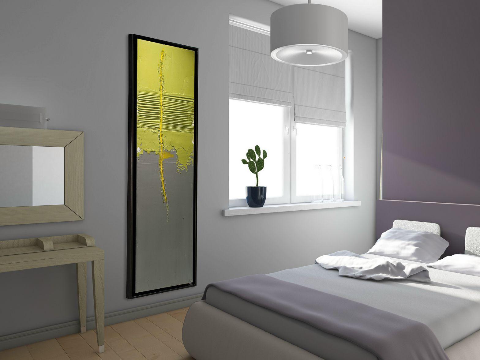 Radiateur ventil chaud froid en olycale greenor for Radiateur contemporain