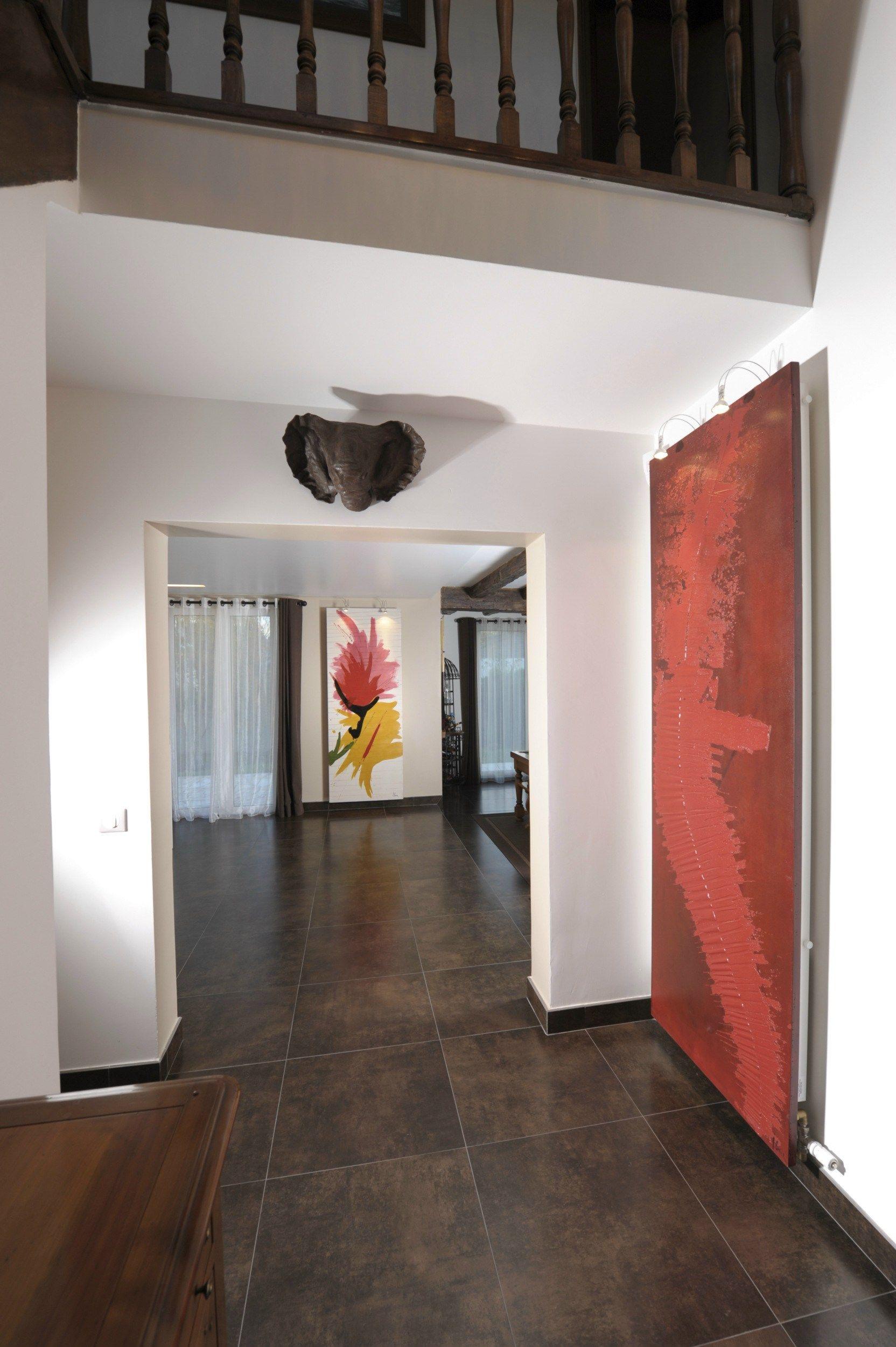radiateur d coratif panneau vertical en olycale tribal. Black Bedroom Furniture Sets. Home Design Ideas