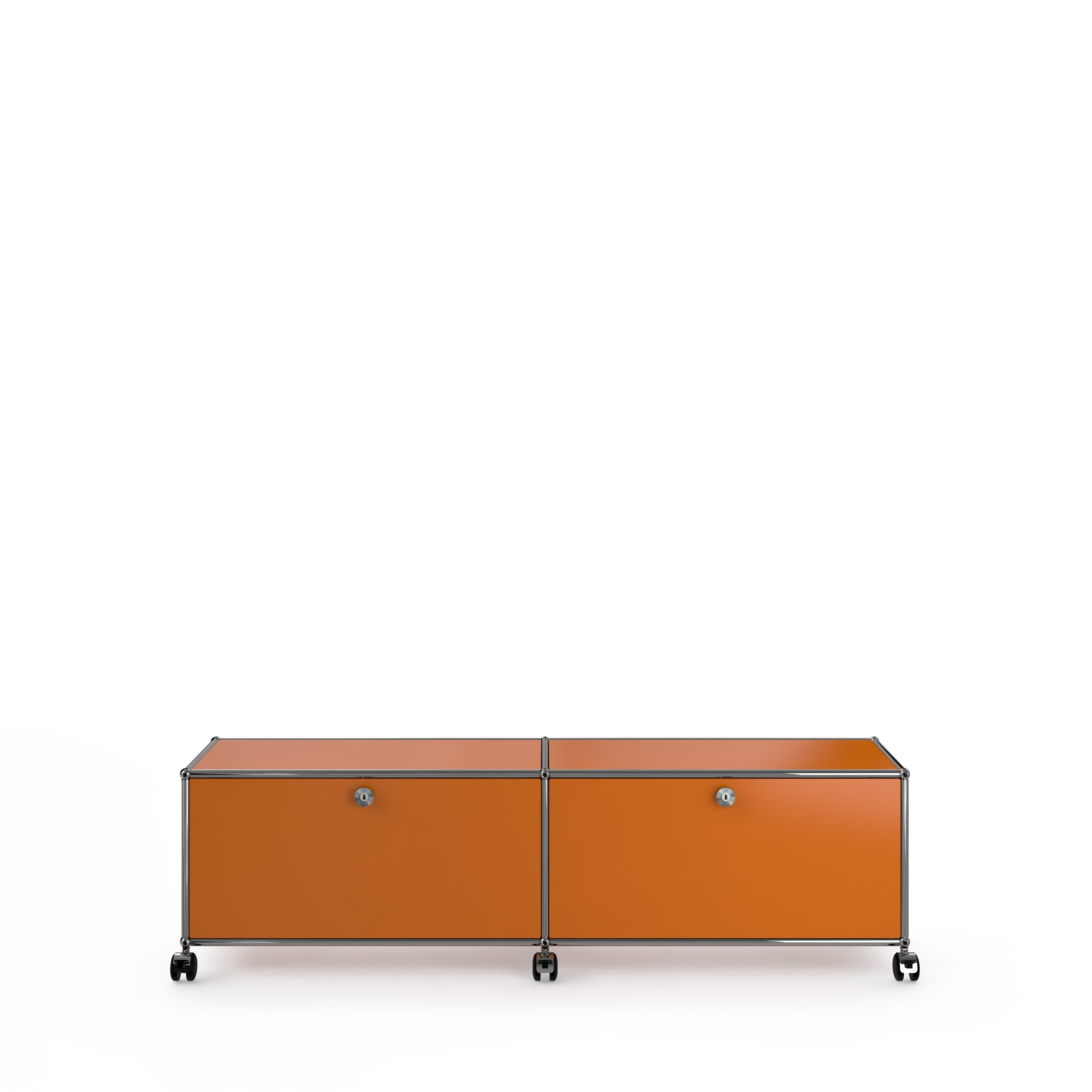 Usm haller lowboard as media unit sideboard by usm modular for Sideboard usm
