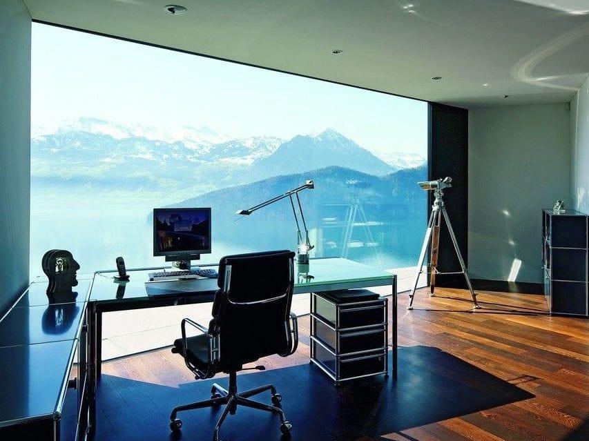 usm haller pedestal for home office caisson tiroirs by. Black Bedroom Furniture Sets. Home Design Ideas