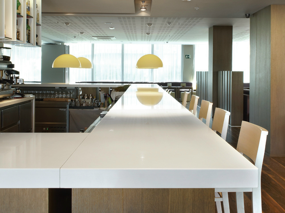 Silestone tampo para mesa by cosentino group - Mesas de silestone ...