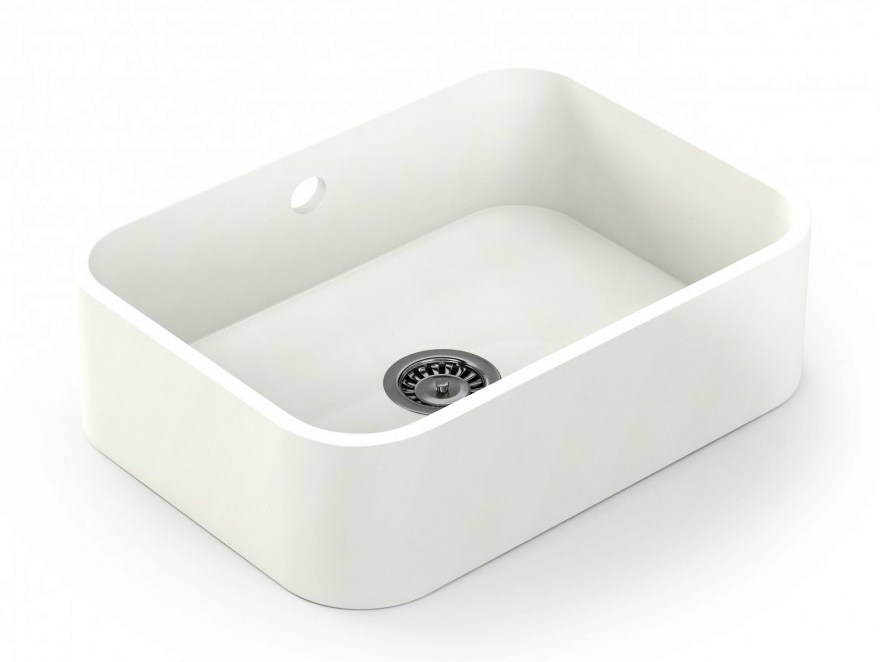 Undermount silestone sink integrity due by cosentino group for Silestone kitchen sinks