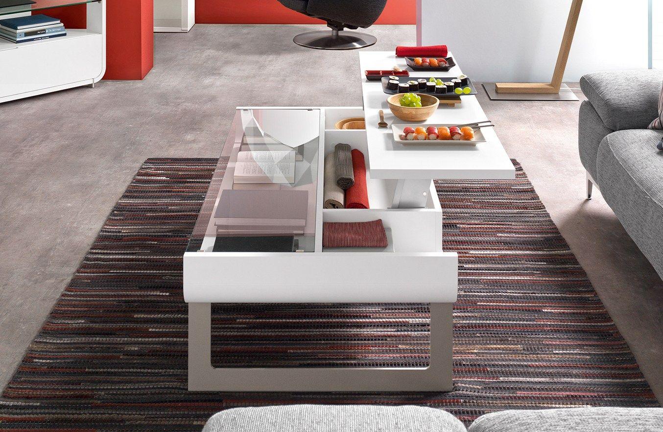 setis table basse by gautier france. Black Bedroom Furniture Sets. Home Design Ideas
