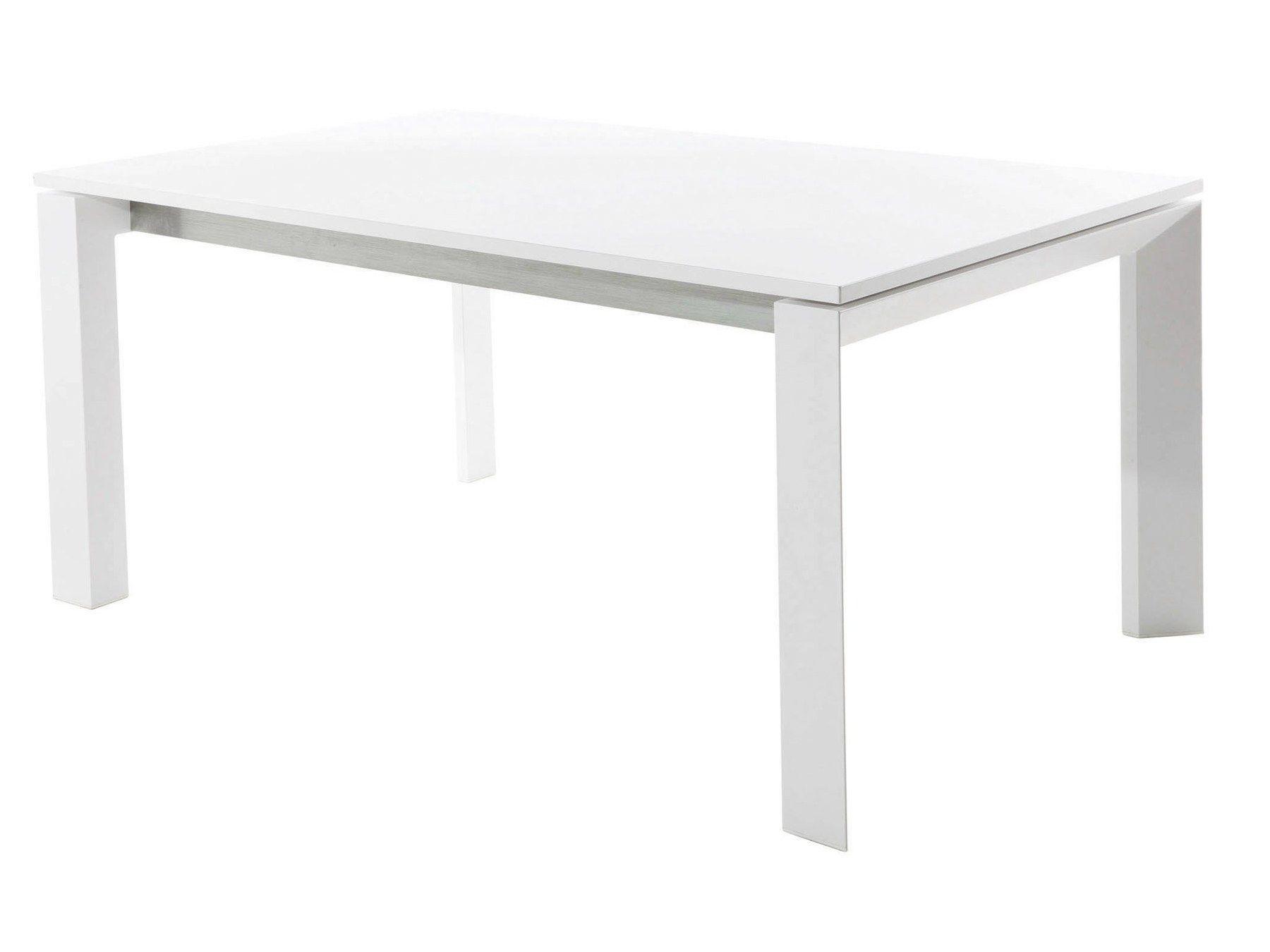 Gartenmobel Weiss Eisen : Ausziehbarer rechteckiger Tisch aus HPL DOLMEN  Tisch  Varaschin