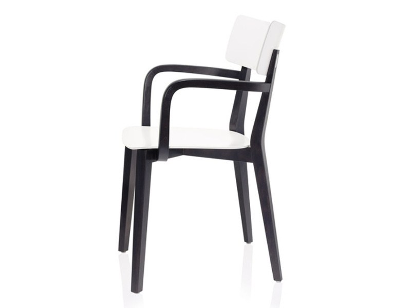 ... Due Chairs By Due Chair With Armrests By Brunner Design Wolfgang C R  Mezger ...