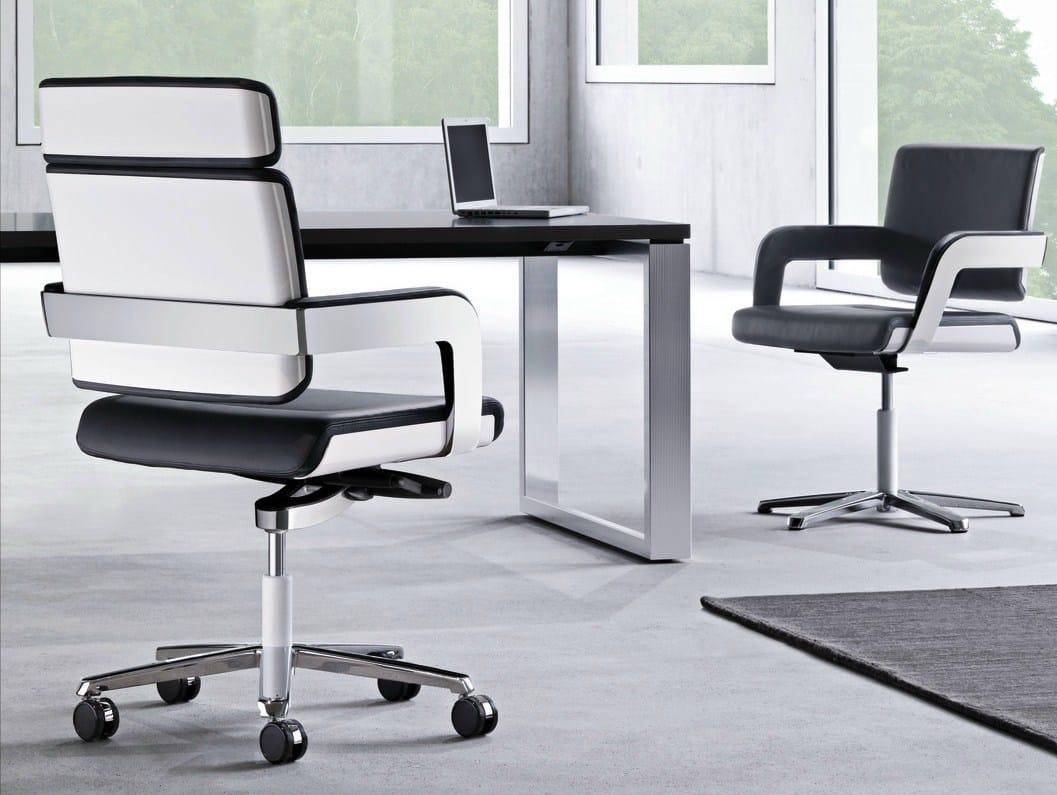 charta executive chair by k nig neurath. Black Bedroom Furniture Sets. Home Design Ideas