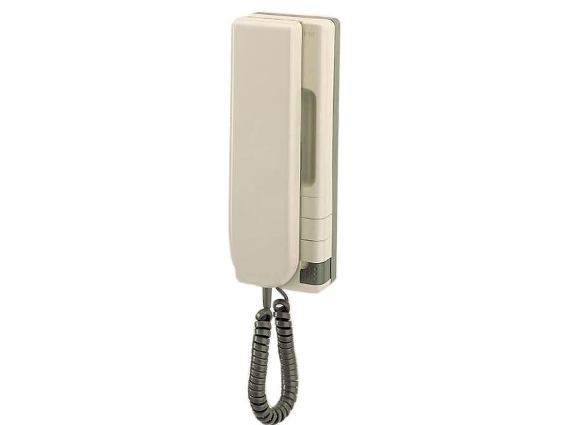 Mod 1130 syst me d interphone et portier vid o by urmet design giorgetto giu - Interphone video urmet ...