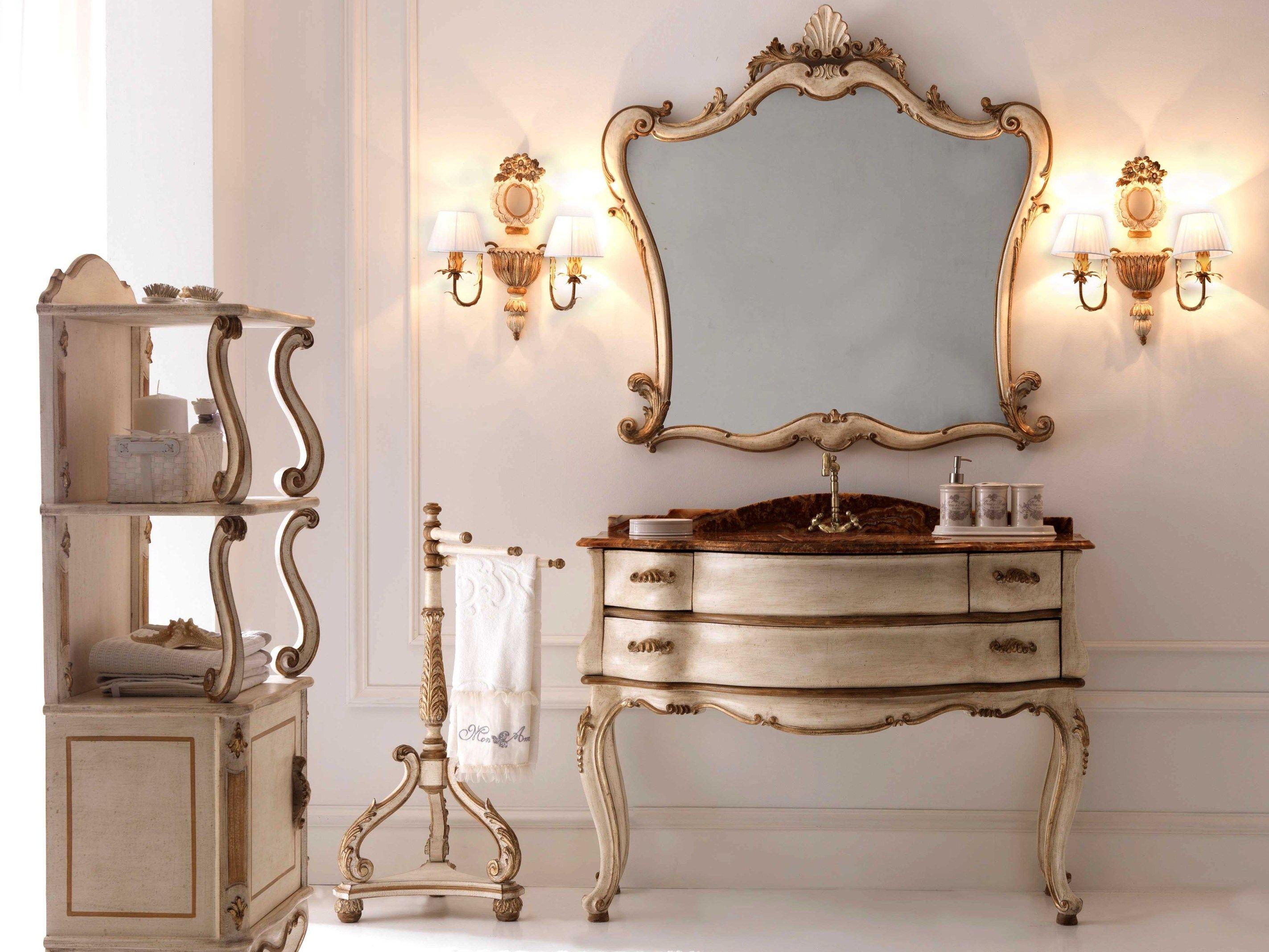 3012 consolle lavabo by grifoni silvano - Applique per bagno classico ...