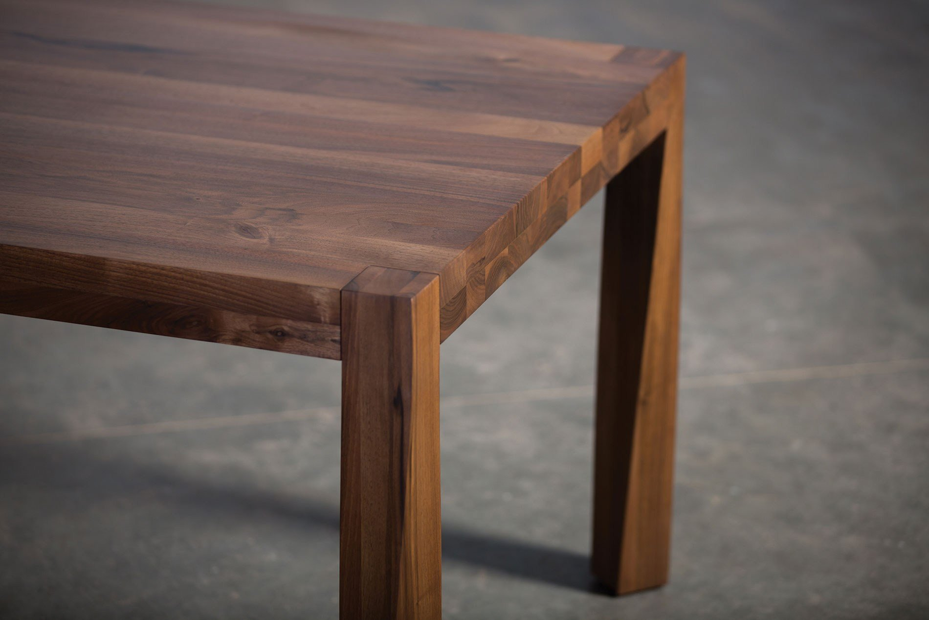 Rectangular Wooden Table Tor By Artisan
