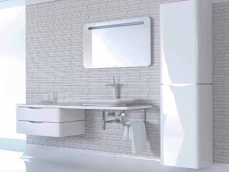 PURAVIDA Miroir pour salle de bain by DURAVIT design