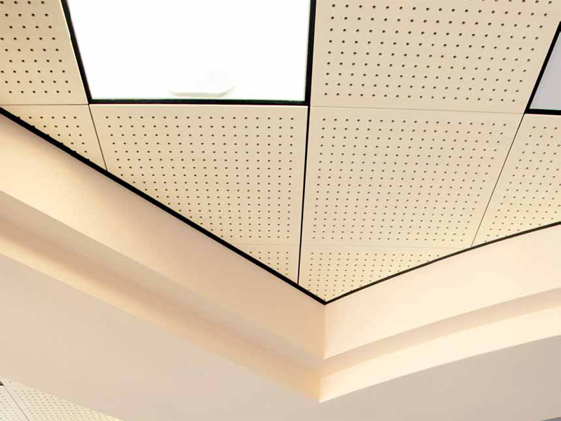 Mdf Ceiling Tiles Wood Shade Shadow Line By Itp