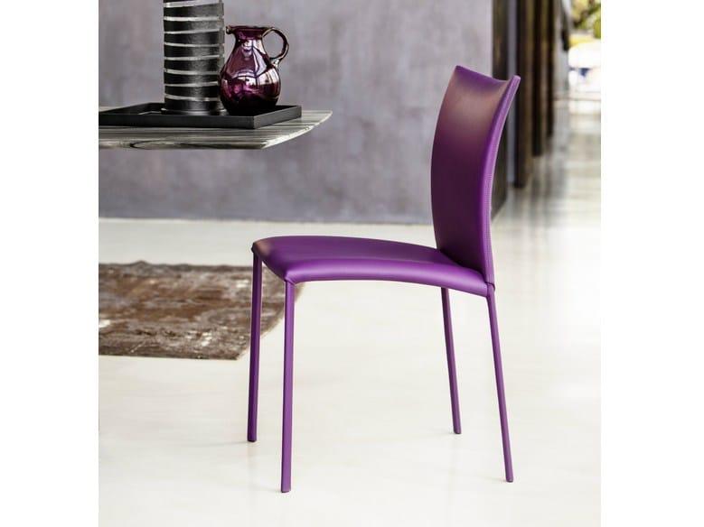 nobile soft sedia da ristorante by draenert design gino. Black Bedroom Furniture Sets. Home Design Ideas