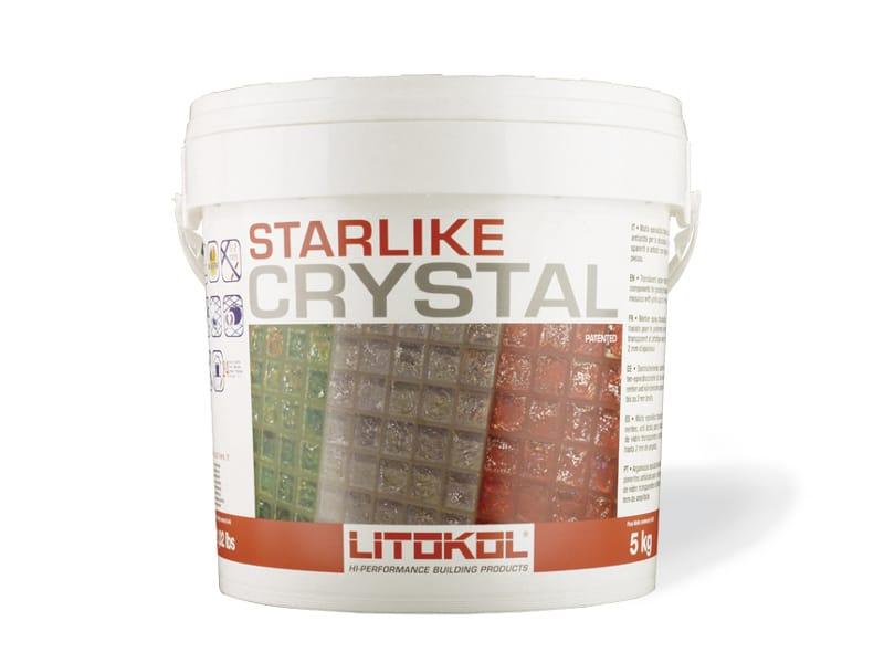 Joint starlike epoxy litokol for Joint de carrelage epoxy