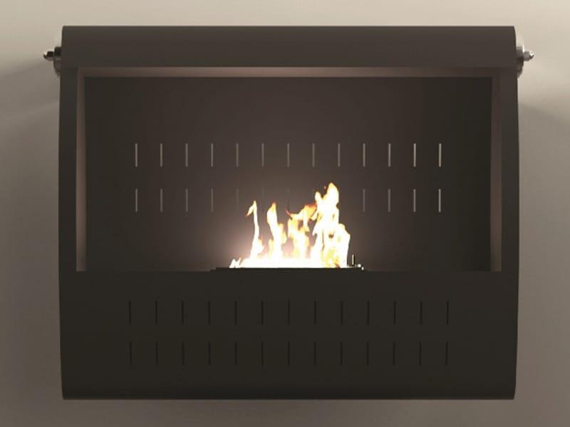 chemin e murale au bio thanol ulisse by moma design by archiplast. Black Bedroom Furniture Sets. Home Design Ideas