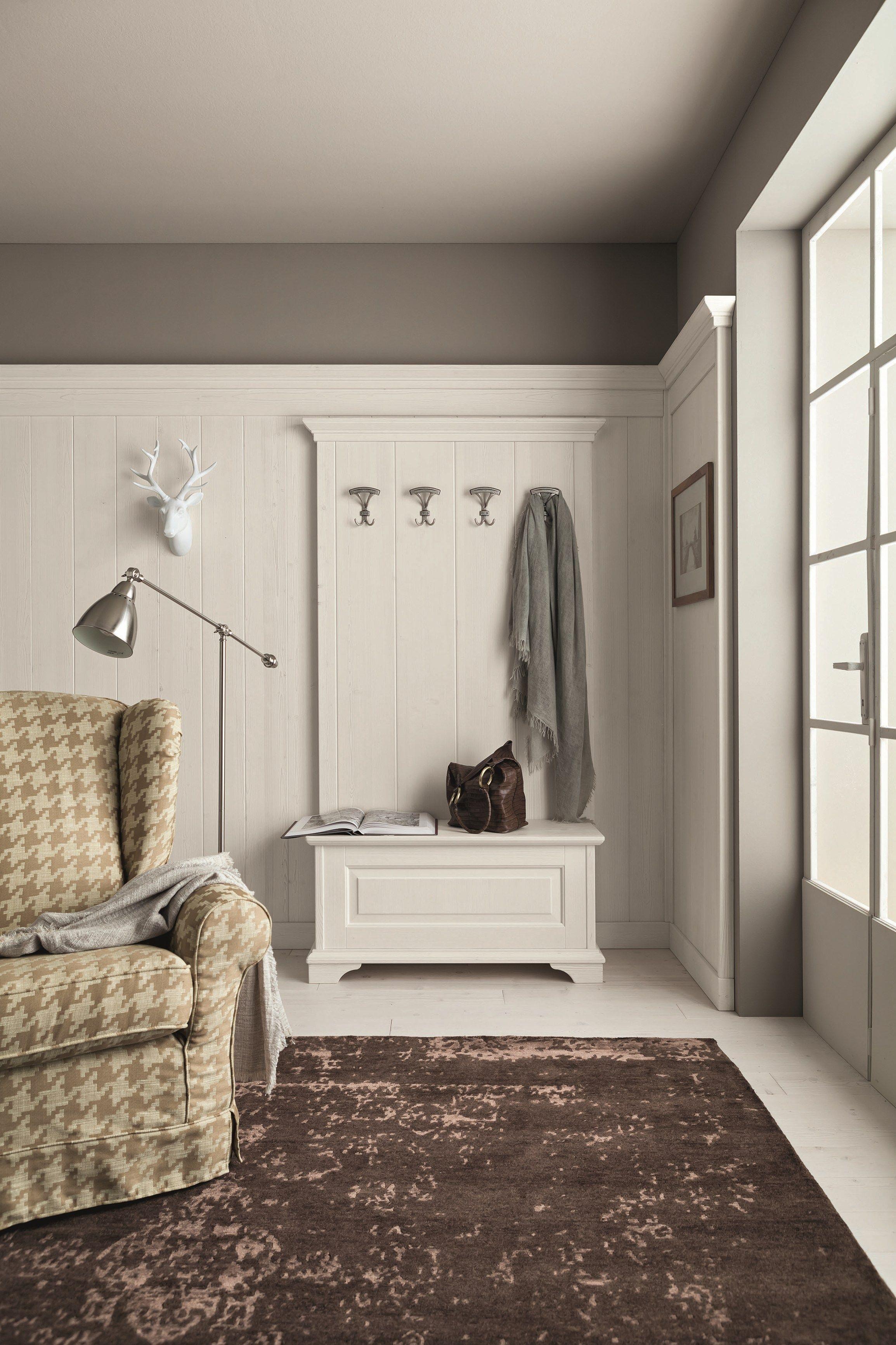 Appendiabiti a parete by scandola mobili for Appendiabiti parete