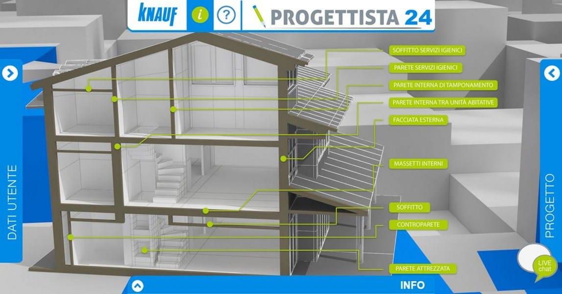 software online progettista 24 knauf italia