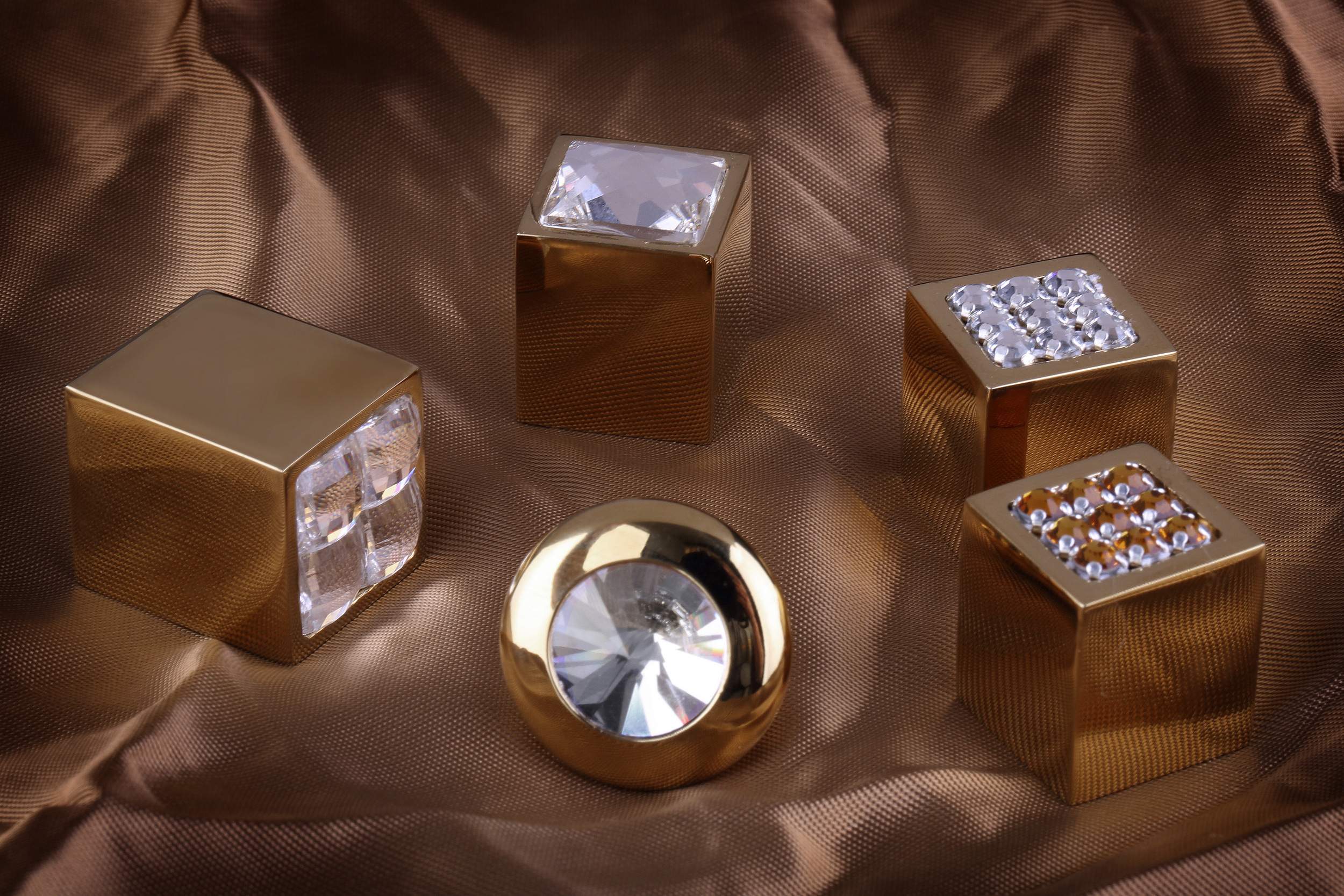 Sparkle suite pomello per mobili by frascio