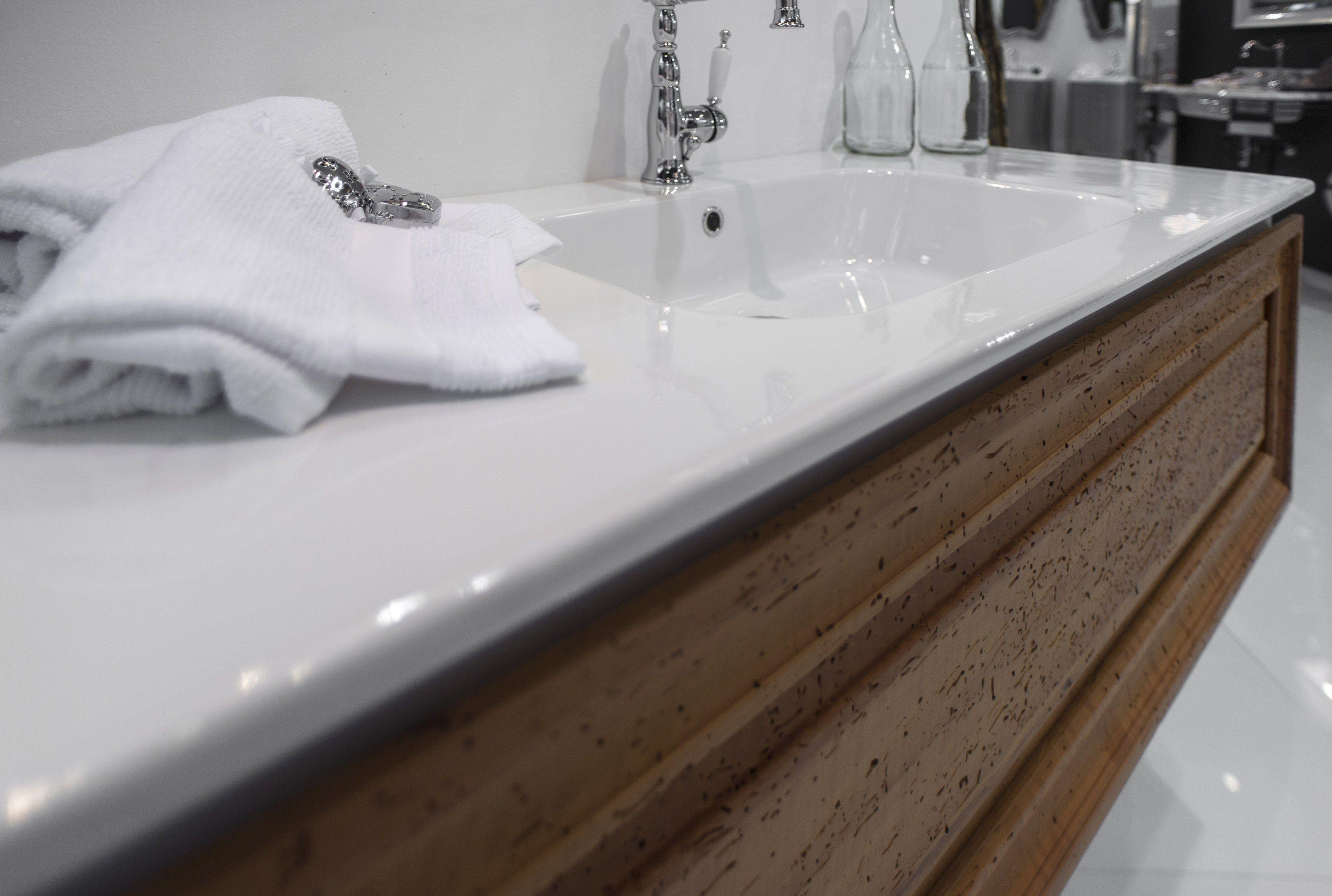 Charme vintage 2 meuble pour salle de bain by bleu provence