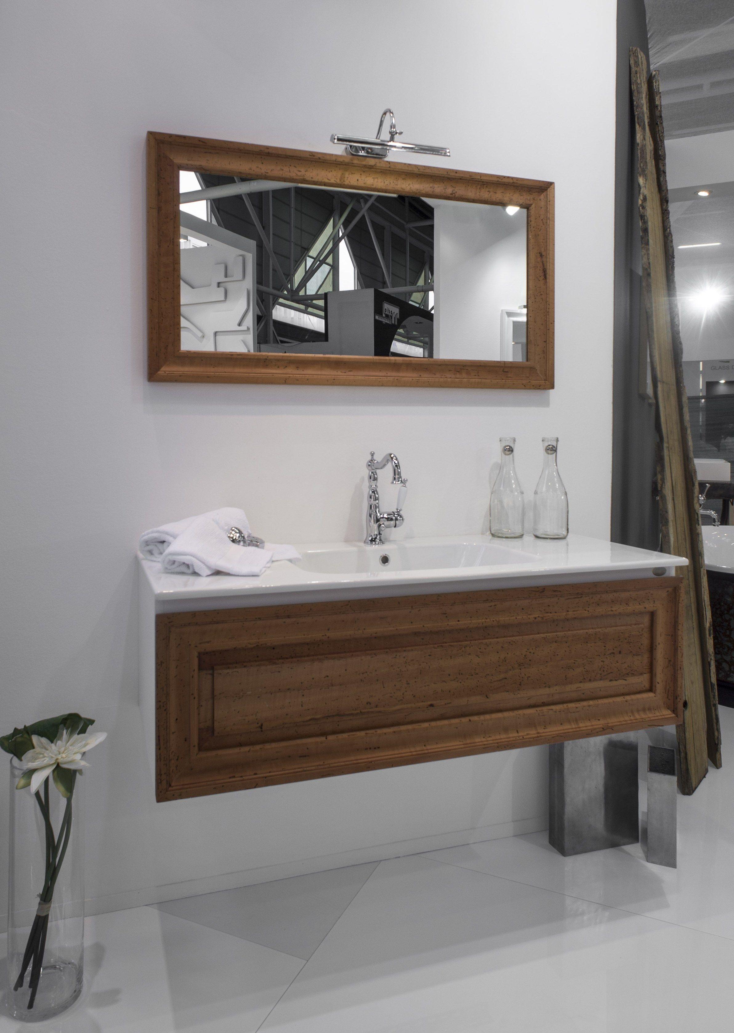 Muebles Baño Vintage:Mueble de baño de madera CHARME VINTAGE 2