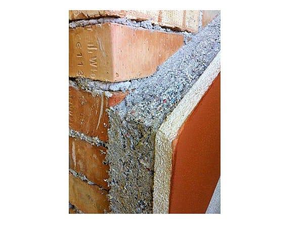 Cappotto interno traspirante antimuffa di cellulosa e calce climacell inside by climacell - Sistema cappotto interno ...