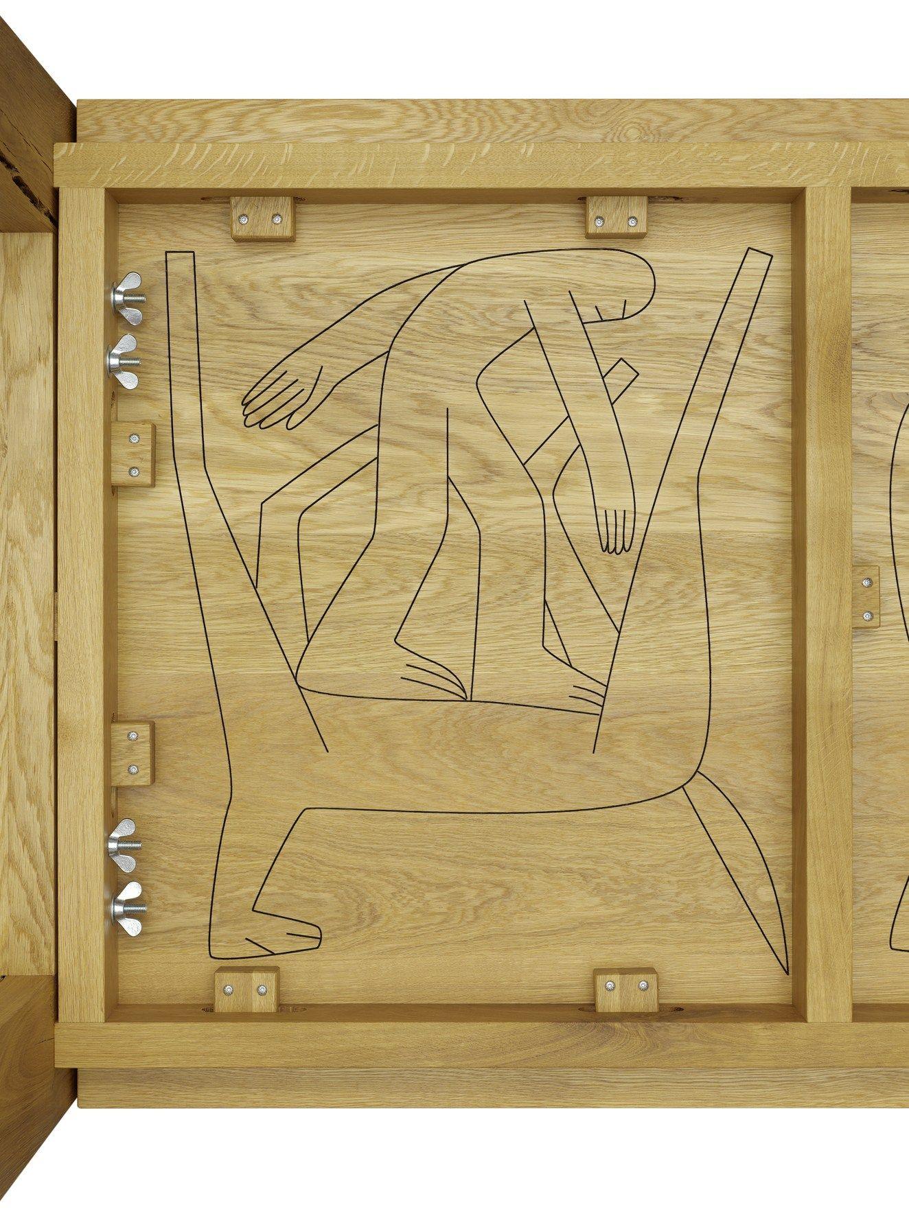 Tavolo Da Pranzo Rettangolare BIGFOOT™ ANNIVERSARY EDITION By E15  #402811 1324 1772 Dove Mettere Il Tavolo Da Pranzo
