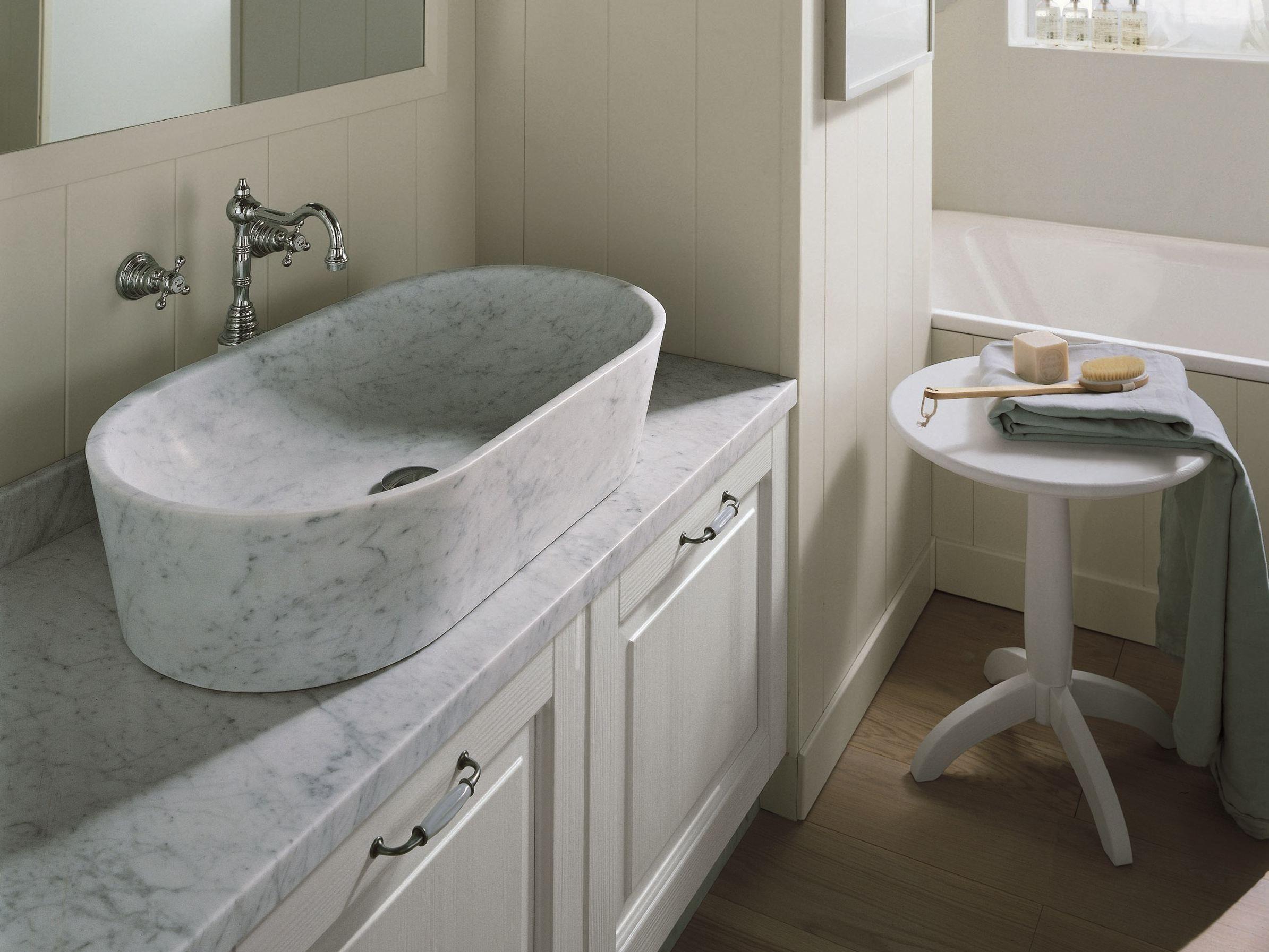 Tavolino da salotto by scandola mobili - Lavelli da bagno ...