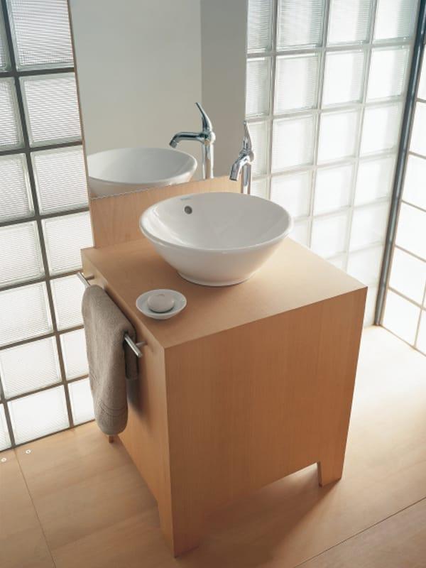 Muebles lavabo redondo 20170828023434 - Lavabos redondos sobre encimera ...