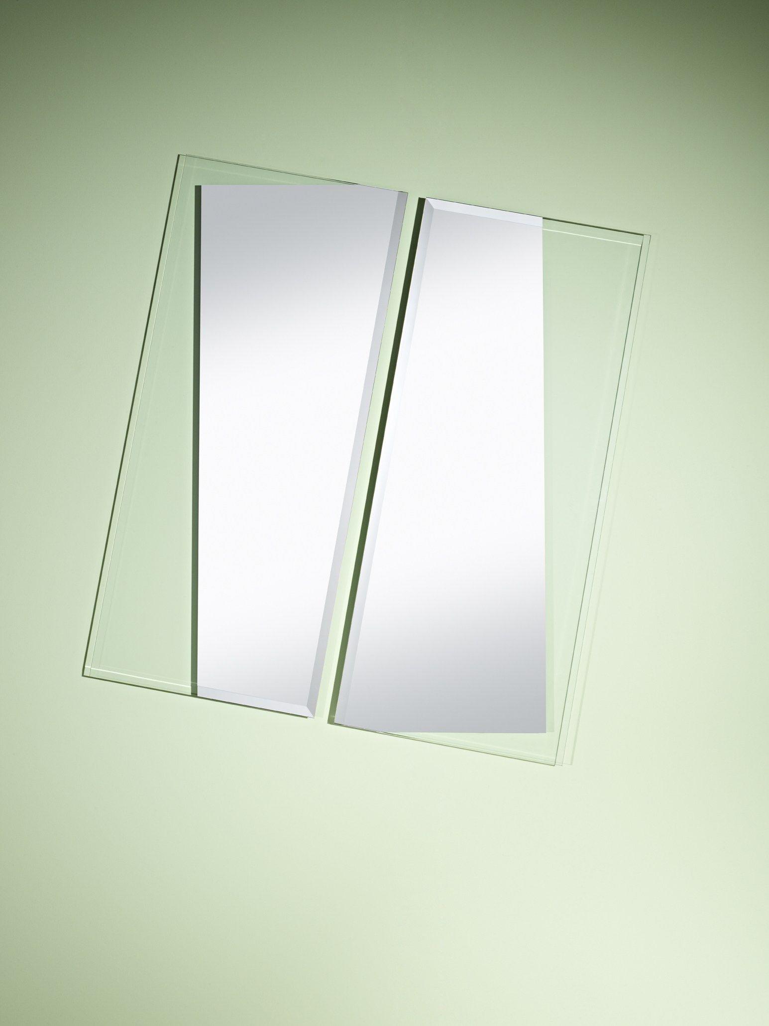 miroir rectangulaire mural de style contemporain eclat. Black Bedroom Furniture Sets. Home Design Ideas