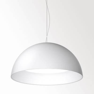 Pendant Lamp Superdome E27 By Delta Light